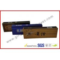 Buy cheap Elegant Colorful Printed E Cigarette / Cigar Gift Box  , Custom Rigid Board Tobacco Gift Packages from wholesalers