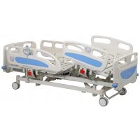 Electric Medical Hospital Bed With Cold Rolled Steel Bedboards Manufactures