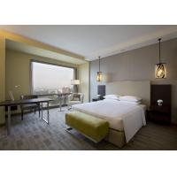 Hyatt British Style Hotel Room Furniture Sets ISO9001 Certification Manufactures