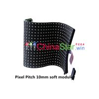 Arbitrary Shape Oled Flexible Led Screen Display For Indoor , Super Slim Manufactures