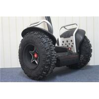Quality Advanced Adult e Balance Scooter With Off Road Big Wheels , Adjustable Height for sale