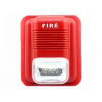 112DB Security House Alarm Siren 76 Times Per Minute Flash Rate Fire Alarm Manufactures