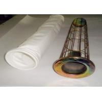 Buy cheap Fiberglass Dust Collector Filter Bag Polyester Acrylic NOMEX PPS P84 PTFE from wholesalers