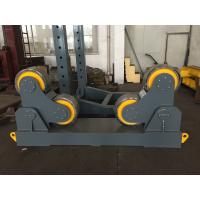 China 60 Ton Self Aligning Welding Pipe Rollers VFD Control For Pressure Vessel Fabricate on sale