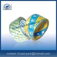 Crystal Clear Packing Tape Manufactures