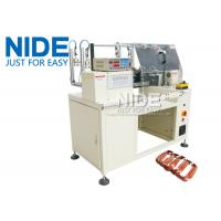 Large Stator Cnc Automatic Coil Winding Machine For Three Phase Motor Manufactures