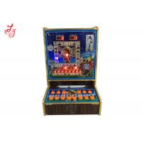 Game Center Coin Operated Slot Machine World Soccer Game With Metal And Plastic Materials Manufactures