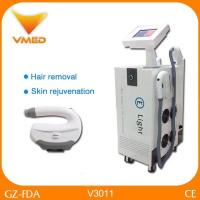 Skin Rejuvenation IPL Hair Removal Machine 2 In 1 1.2KW With IPL Strong Pulse Manufactures