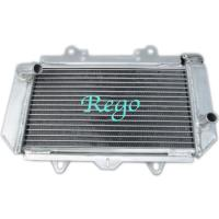 Small Motorcycle Dirt Bike Radiator Aluminum For YAMAHA YFZ450 2004-2009 Manufactures