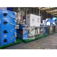 China Fiber Optic Wire Extruder Machine , Wire Maker Machine Low Noise high output on sale