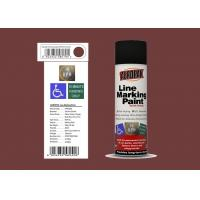 AEROPAK anti rust lacquer Line Marking Spray Paint for road with MSDS Manufactures