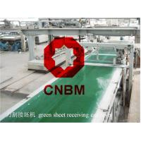 3 Million Sqm Per Year Fiber Cement Board Production Line 2000KW Power Manufactures