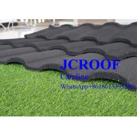 Anti-corrossion 0.4mm aluminium-zinc Korea stone roof Corrugated Metal Roofing Sheets with free sample Manufactures