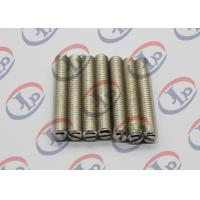 Full Thread Screw Metal Machined Parts Lathe Turning 303 Stainless Steel Manufactures