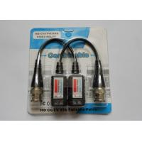 Quality Combinable CCTV video balun , Single Channel Passive HD-CVI balun for sale