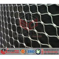 China Stainless Steel Wire Rope Mesh, Stainless Steel Wire Cable Net on sale
