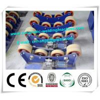 Standard Automation Welding Positioner Welding Column And Boom Rotator Roller Manufactures