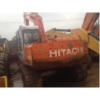 Used Hitachi EX120 Excavator Japan Original 80% UC With Turbo Charger Manufactures
