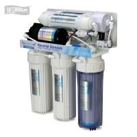 Plastic Material Reverse Osmosis Water Purifier Kitchen / Apartment Application Manufactures