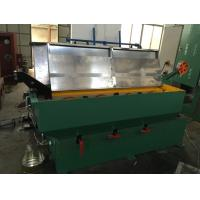 High Speed 2000mpm Intermediate Wire Drawing Machine 17DST With Annealing Machine Manufactures