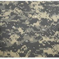 High quality fashion Waterproof  pvc coated winter snow camouflage fabric Manufactures
