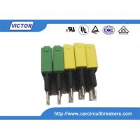 Modified Reset 28V DC 15A Resettable ATC Circuit Breakers With CE Certification Manufactures