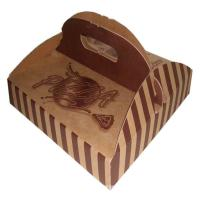 Flexo printing pizza box for take out, Corrugated carton box Manufactures