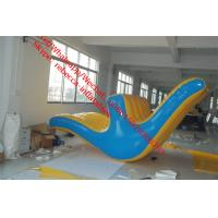 adult inflatable water park games inflatable water gyro water seesaw mini water park Manufactures