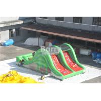 Promotion Children Toy Inflatable Snake Slide With Stair Behind Manufactures