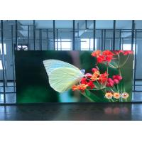 Indoor Full Color Rental LED Display , LED Curved Screen with Good Performance Manufactures