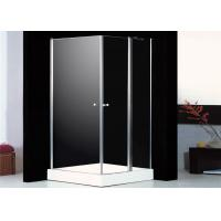 Corner Entry Shower Enclosure / Pivot Shower Enclosure Two Open Doors Manufactures