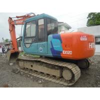 EX120-3  Hitachi Used Construction Machinery 11793kg Weight Year 1996 Manufactures