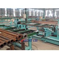 China Metal Processing Machines Automatic Pipe Cold Beveling Machines on sale