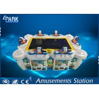 6 Players Indoor Amusement Funny Fishing Arcade Game Machine 280w Manufactures