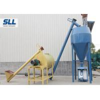 Easy Operate Dry Mortar Mixer Machine , Dry Mixer Machine Less Space Demand Manufactures