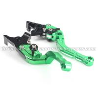 ZX-10 R ZX10R Motorcycle Brake Clutch Lever Kawasaki Spare Parts Aluminum Alloy Manufactures