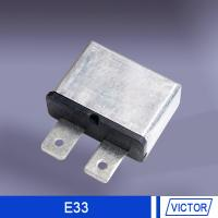 Snap action Bimetal Temperature Switch / Thermal overload protection for electric motors Manufactures