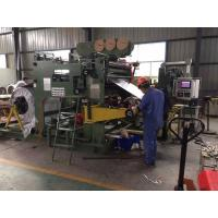 Buy cheap High Speed Transformer Manufacturing Machinery , Double Layer Transformer Foil Winding Machine from wholesalers