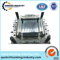 PC ABS Plastic Injection Moulding Air Conditioner Housings Household Mould Plastic injection Mould Manufactures