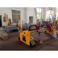 Buy cheap CNC Plasma Flame Cutting Machine German Neugart Gear Reducer 3200 mm Effective from wholesalers