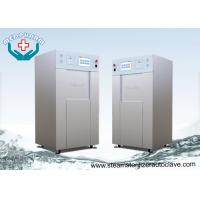 Biopharma Lab Autoclave Sterilizer With Low Water Indication System Manufactures