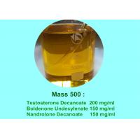 Strong Effect Bulking Cycle Yellow Blend Anabolic Steroid Oil Mass 500 mg/ml Manufactures