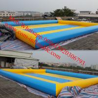 inflatable deep swimming pool Manufactures