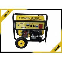 China Compact Gasoline Powered Generator Economical 7 Kw , 220 V Petrol Power Generator Endurable on sale