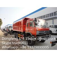 factory direct sale 28ton-30ton coal transporting truck, hot sale best price DONGFENG brand 30tons dump tipper truck Manufactures
