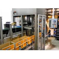 Full Automated Case Packer Case Erector Case Closer , Carton Box Packing Machine Manufactures
