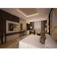 Buy cheap Guangdong Customized 5 Star Hotel Suite Furniture Bedroom Set from wholesalers