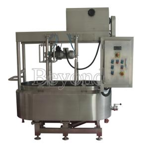 Fresh Milk 1000L Mozzarella Cheese Making Equipment Manufactures