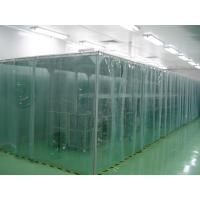 Aluminum Alloy / Stainless Steel Clean Room Equipment PVC Softwall Clean Booth Manufactures