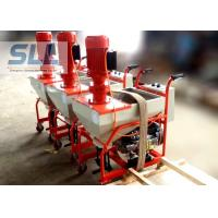 Gypsum / Plaster / Cement Mortar Spraying Machine OEM ODM Available Manufactures